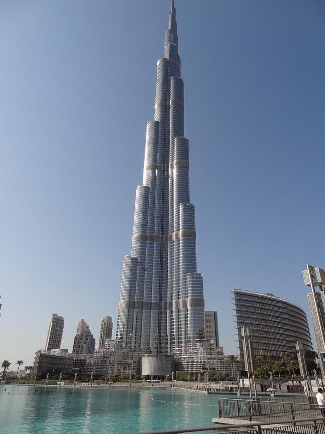 ما لا تعرفة عن برج خليفة معلومات عن أطول برج في العالم المعلومة