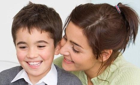 حب الأطفال للأم أكثر من الأب